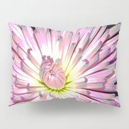 Large Chrysanthemum - Posterize Pillow Sham