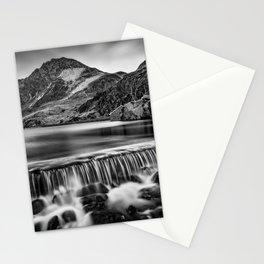 Ogwen Weir Snowdonia Stationery Cards