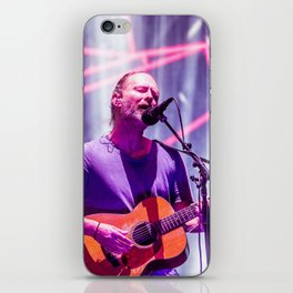 Thom Yorke | Live | Concert iPhone Skin