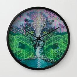 Spirit of the Rainforest Wall Clock