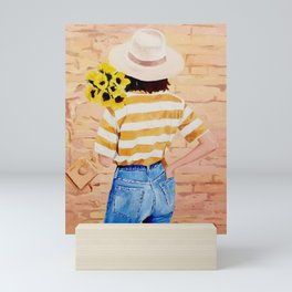 Nothing Rhymes With Mini Art Print