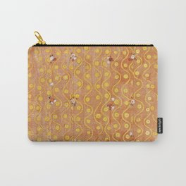 Beethoven Frieze by Gustav Klimt Carry-All Pouch