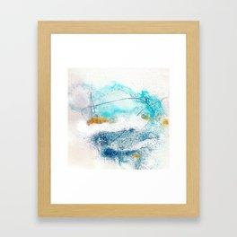 early morning II Framed Art Print
