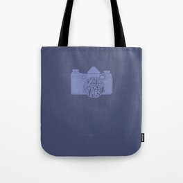 What Did You See in that Park? -Blow-Up Tote Bag