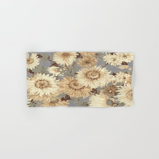 autumn cool Hand & Bath Towel