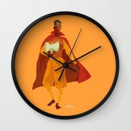 ORIXAS_ xangô Wall Clock
