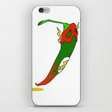 CHILIFLASH iPhone & iPod Skin