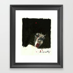 LGHTS Framed Art Print
