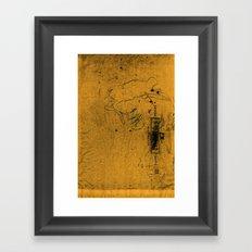 VUOTO PER PIENO 20 Framed Art Print