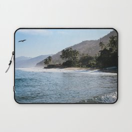 Mexico Secluded Beach Paradise  Laptop Sleeve