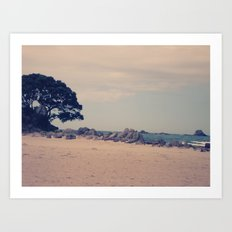 Summer Escape Art Print