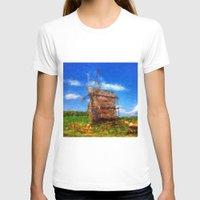ukraine T-shirts featuring My Ukraine ^_^ by Julia Kovtunyak