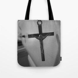Jesus. Tote Bag