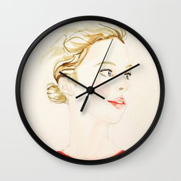 Rosita Wall Clock