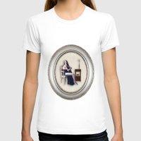 antique T-shirts featuring Antique Explanation by Erik Larson