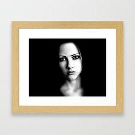Avril Framed Art Print
