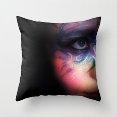 Imaginary Friend Throw Pillow