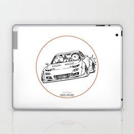 Crazy Car Art 0054 Laptop & iPad Skin