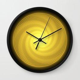 Natural Human Progression Toward Enlightenment Wall Clock