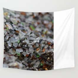 glass beach #3 Wall Tapestry