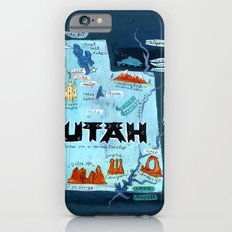 UTAH iPhone 6 Slim Case