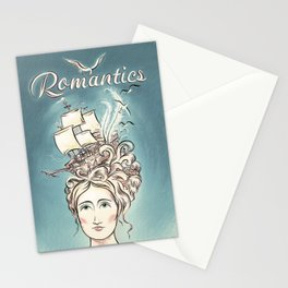 Romantics Stationery Cards