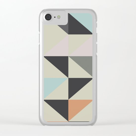 The Nordic Way VII Clear iPhone Case