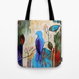 """""""Bohemian Garden"""" Tote Bag"""
