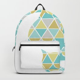 Single Cat Triangulation Backpack