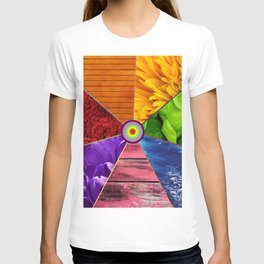 Rainbow Life - Beauty In Color T-shirt