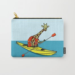Giraffe Sea Kayaking Carry-All Pouch
