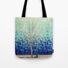 Waiting to Blossom! Tote Bag