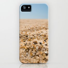 Grains of Sand iPhone Case