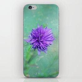 Fantasy Garden - Lilac Beauty iPhone Skin