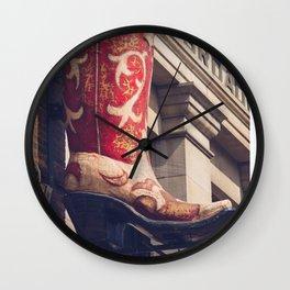 Broadway Boots - Nashville Wall Clock