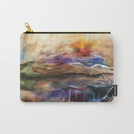 Transcendental Utopia Carry-All Pouch