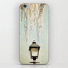 Old Town Blossoms iPhone & iPod Skin