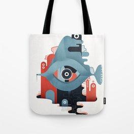 Abyss n°2 Tote Bag