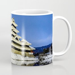 Matsumoto Castle Coffee Mug