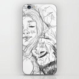 gency [intimate] iPhone Skin