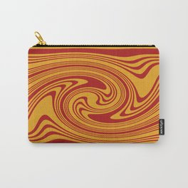 Blood Orange Carry-All Pouch