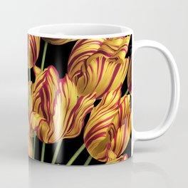 Royal Sovereign Tulips bouquet. Coffee Mug