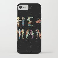 he man iPhone & iPod Cases featuring He man parody by Coffee Man