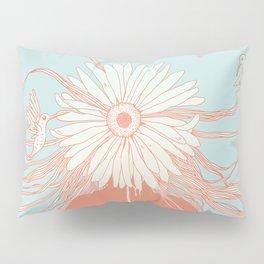 Flower Girl (Life and the Fragile Presence of Beauty) Pillow Sham