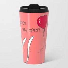 Catch my heart Travel Mug