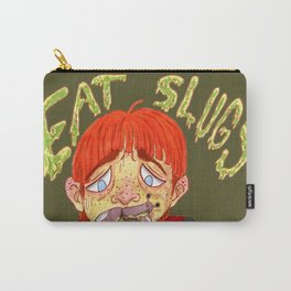 Eat Slugs! Carry-All Pouch