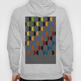 Abstract Composition 401 Hoody