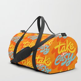 TAKE IT EASY Duffle Bag