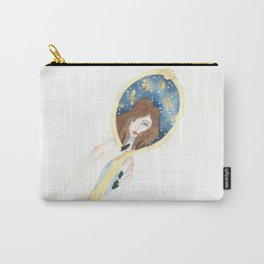 Disappearing Past Self Carry-All Pouch