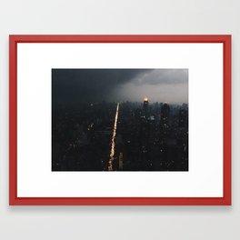 Narcotic Framed Art Print